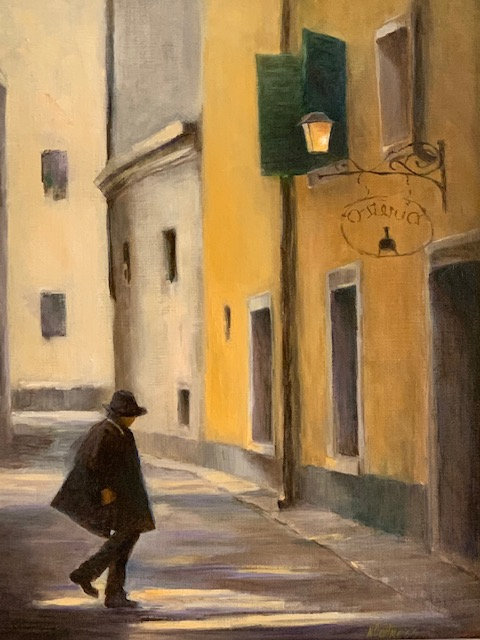 Osteria by Nancy Bartmess