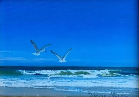 Let's Fly by Vickie Maley