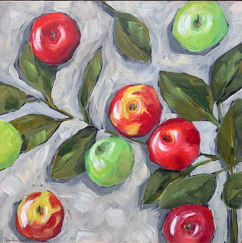 Apples  by Trish Jones