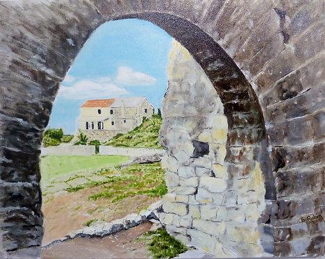 Welcome to Croatia by Gary Rubin