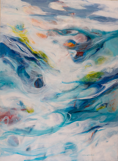 Water Series I by Karen Trowbridge