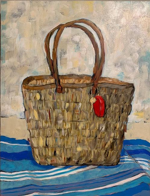 Beach Bag  by Trish Jones