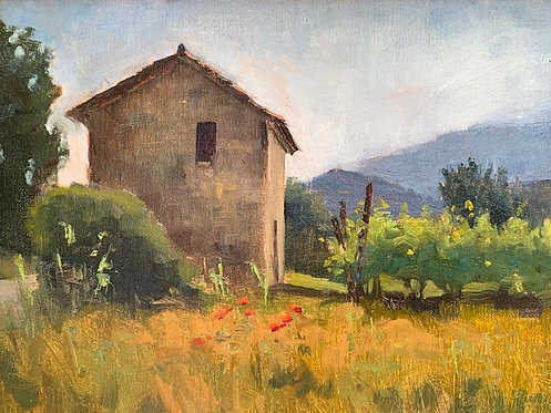 Summer in Provence by Nancy Bartmess