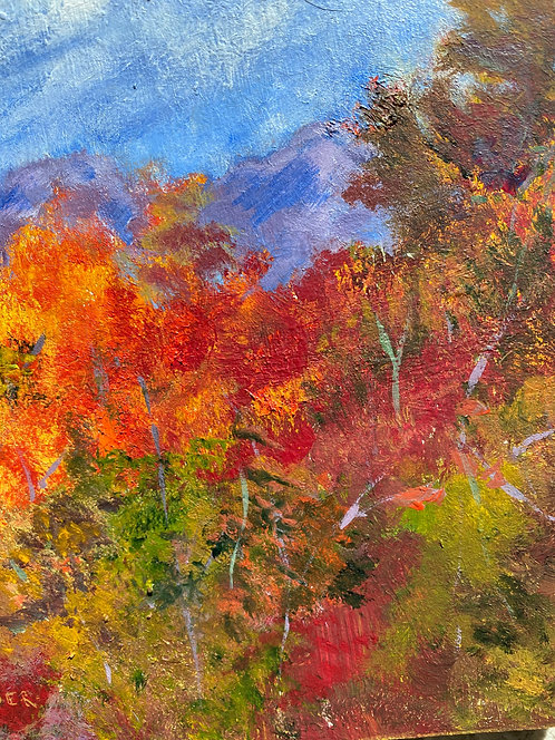 New England by Lois Grunder
