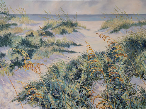 The Sea Calls Me by Carol Winner