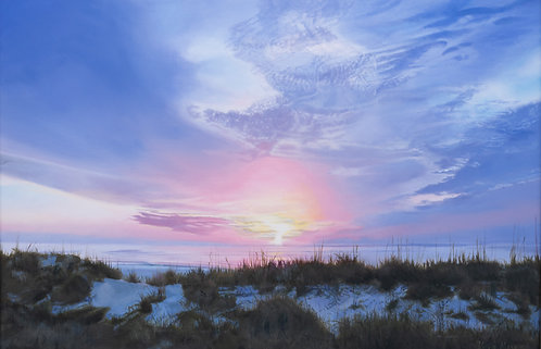 Magnificent Sunrise by Vickie Maley