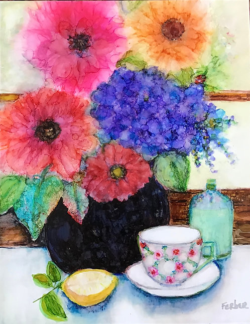 Time for Tea by Sherry Ferber
