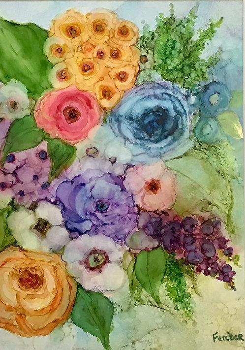Garden Song by Sherry Ferber