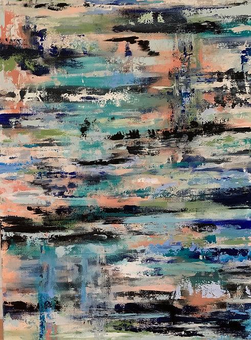 Watery Dreams by Jeanne Tennyson