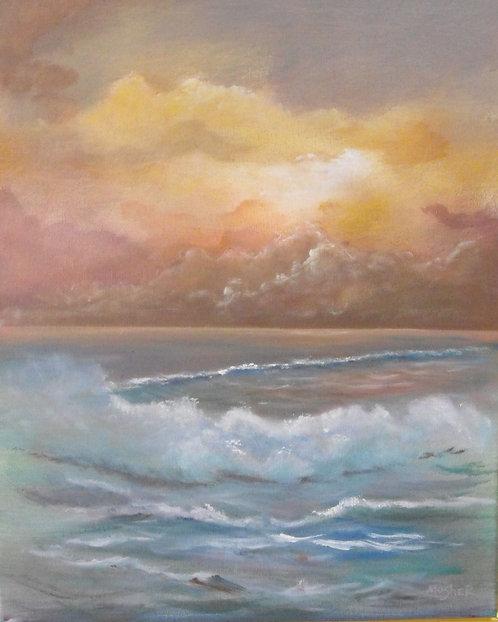 Sea Foam by Ed Mosher