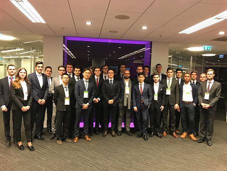 Bloomberg Office Visit