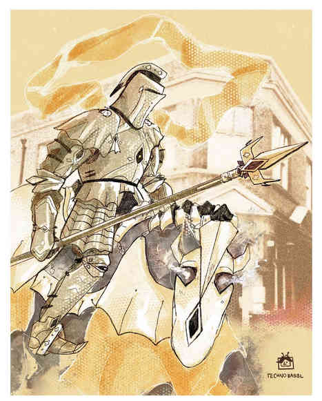 KNIGHT TIME