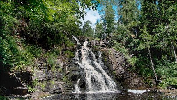 водопад-юканкоски