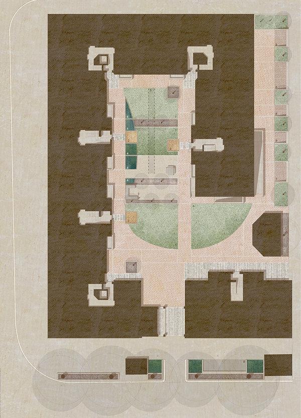 Storici cortili, nuovi giardini