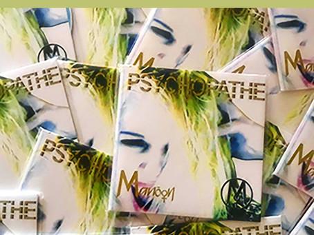 """Mes BB sont arrivés !! Commandez le Single """"Psychopathe"""" dès Aujourd'hui !"""