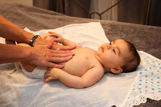 Infant/Pediatric Massage