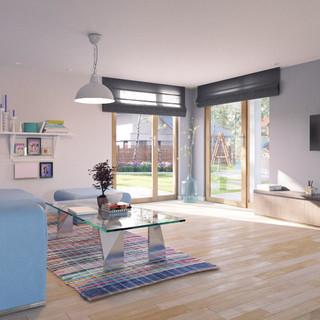 House Smith_Main Living Room