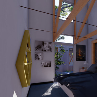 George Development Typical Bedroom