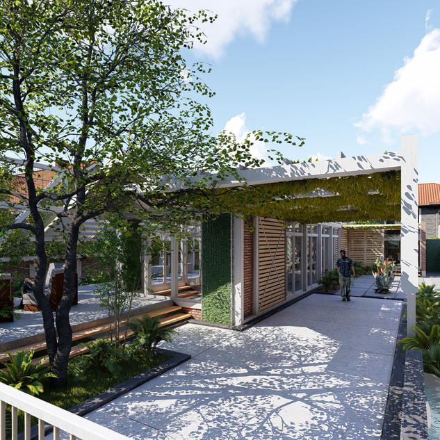 House Meyer_Driveway