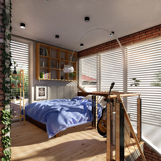 House Meyer Bedroom