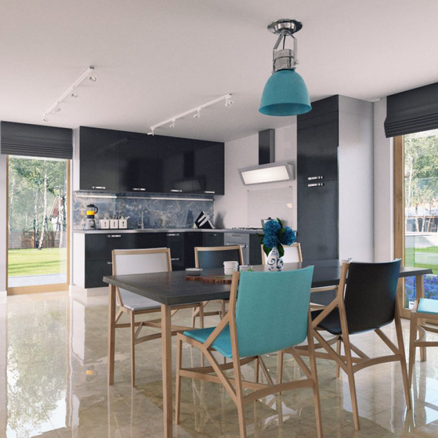 House Smith_Kitchen + Dining