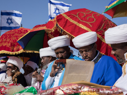 Les Juifs éthiopiens