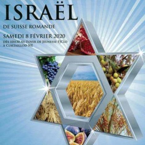 5ème Rassemblement des groupes de prière pour Israël de Suisse Romande