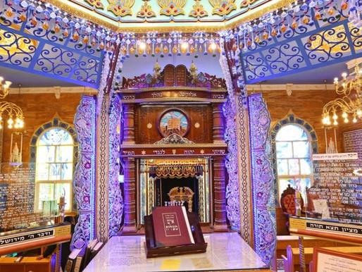 Prier dans les synagogues ?