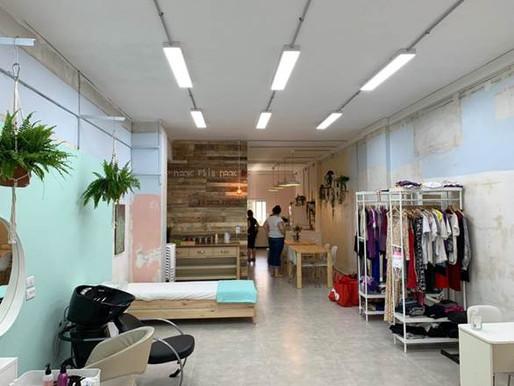 Red Carpet Center Tel-Aviv                     « Le tapis rouge » pour les prostituées