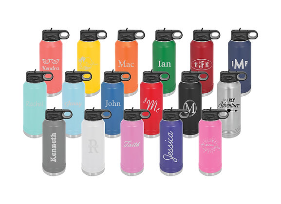 32 oz. Double Insulated Water Bottle