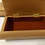 Thumbnail: Large Engraved Red Alder Footed Box