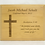 Thumbnail: Red Alder Confirmation Plaque with Verse