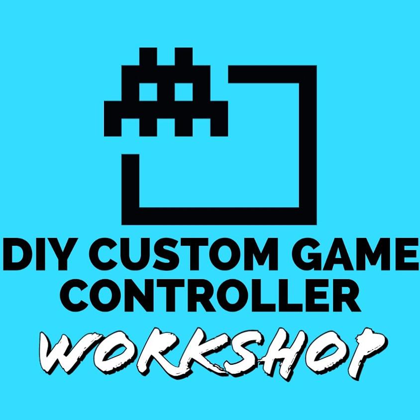 DIY Custom Game Controllers