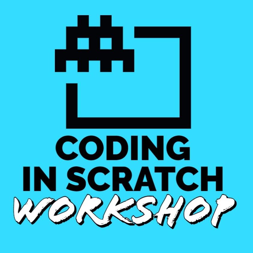 Beat Machine Using Scratch
