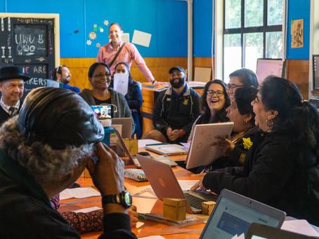 Professional Learning Workshop at Manurewa High School