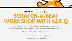 Scratch-A-Beat with Ask Q