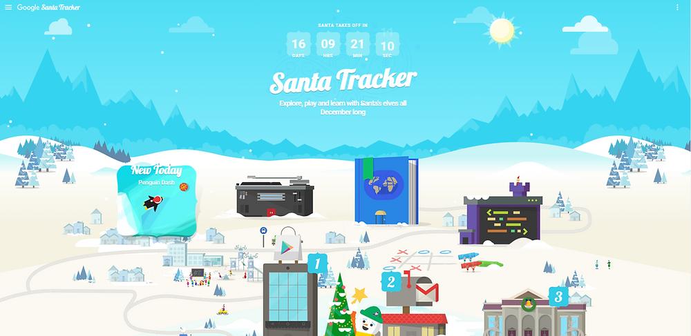 santa-tracker-google