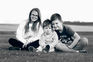 Black and white photography in Herts