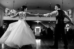 Wedding in the Grand Ballroom