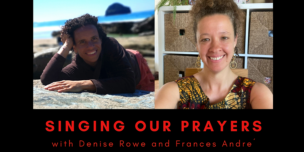 Singing Our Prayers ~ For women of colour & mixed heritage