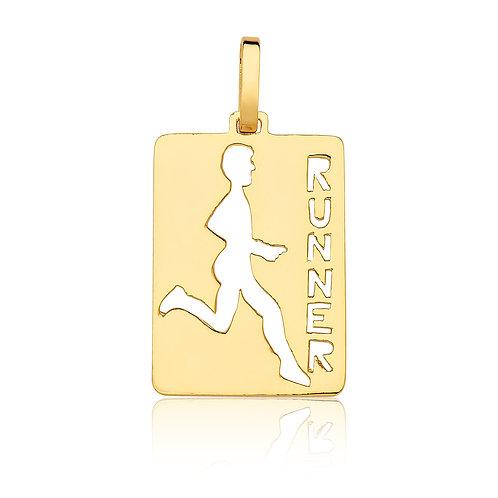 Pingente Runner