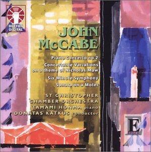 John McCabe Piano Concerto No 2