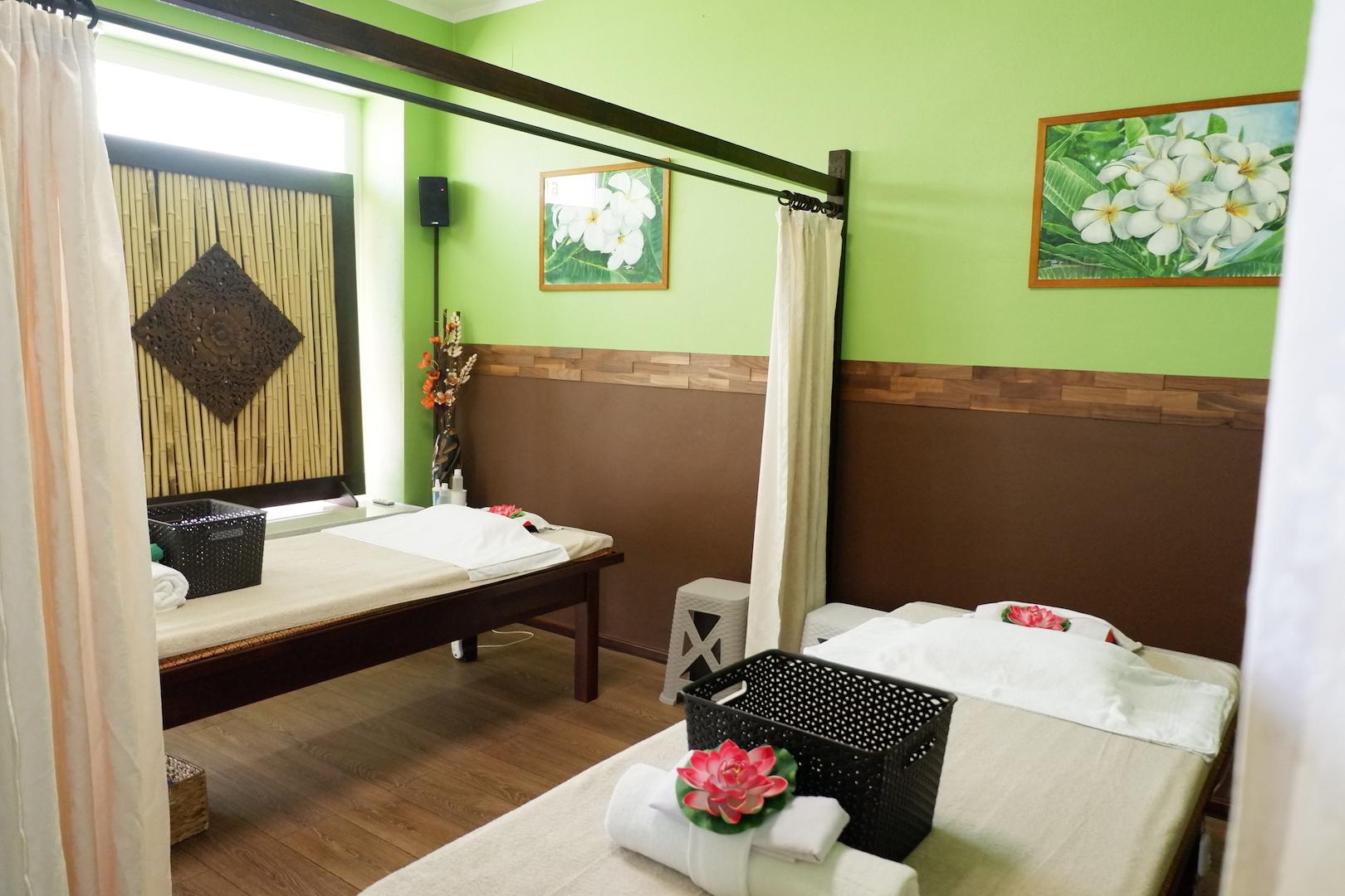 zweites Massagezimmer