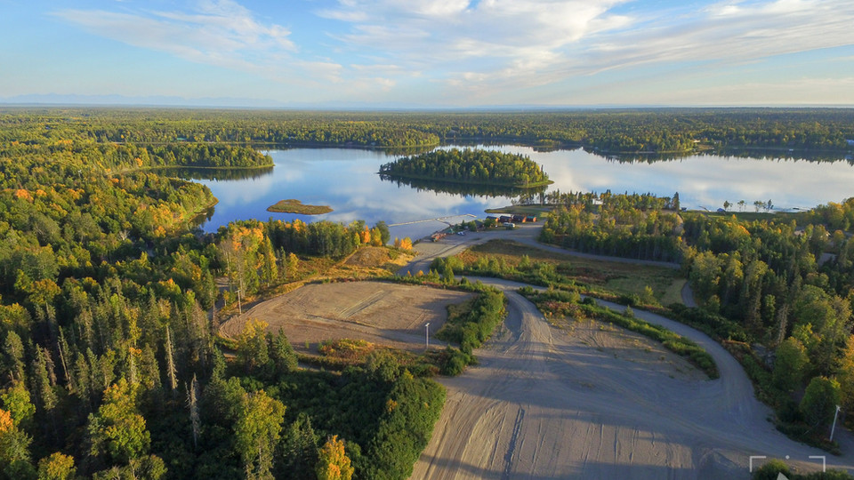 Island Lake Villa