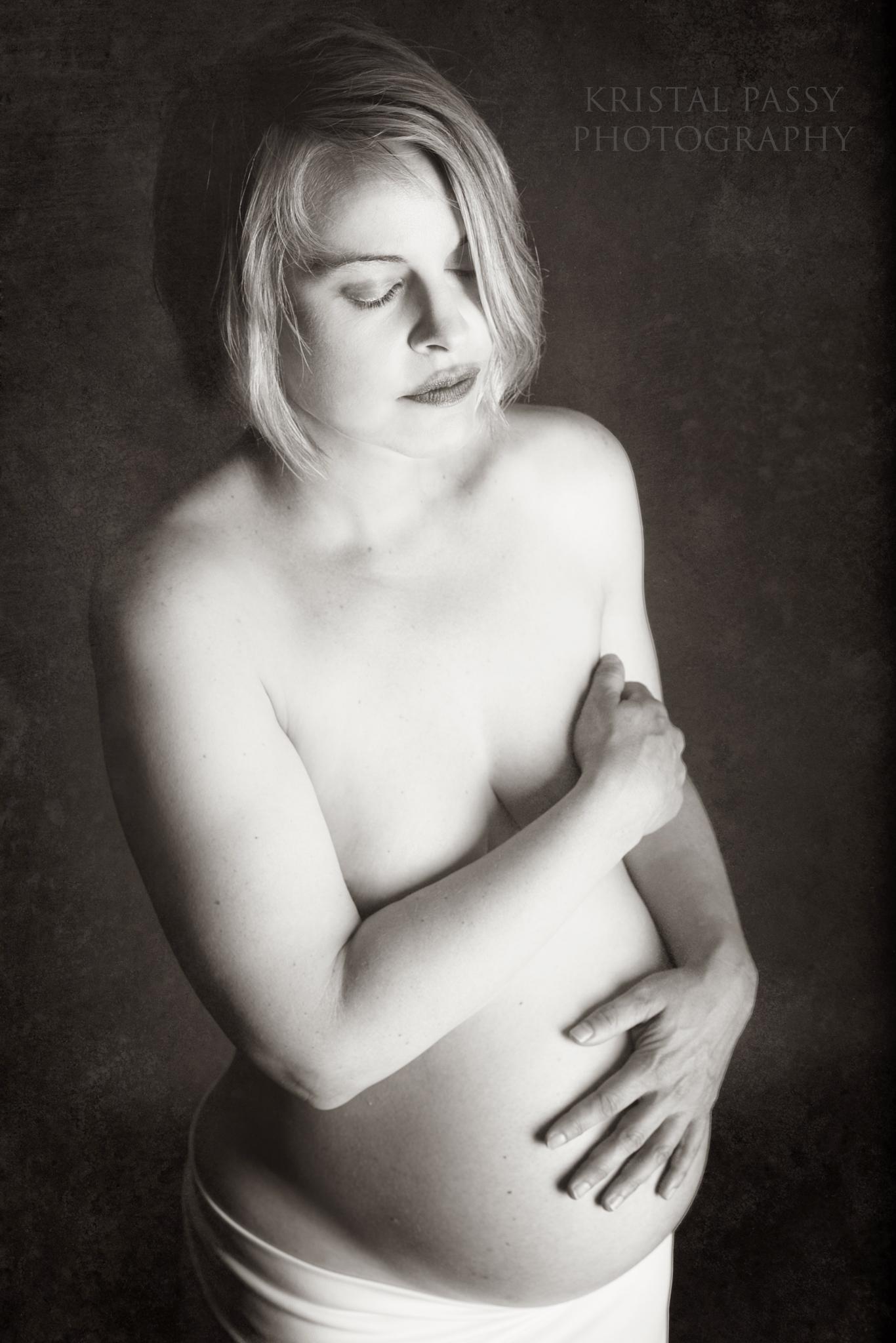 Fine Art Pregnancy Portraits