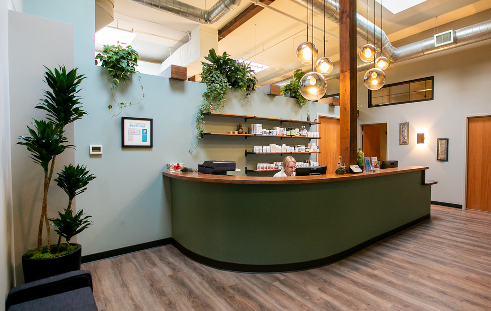 Sage Cancer Care Business Photography