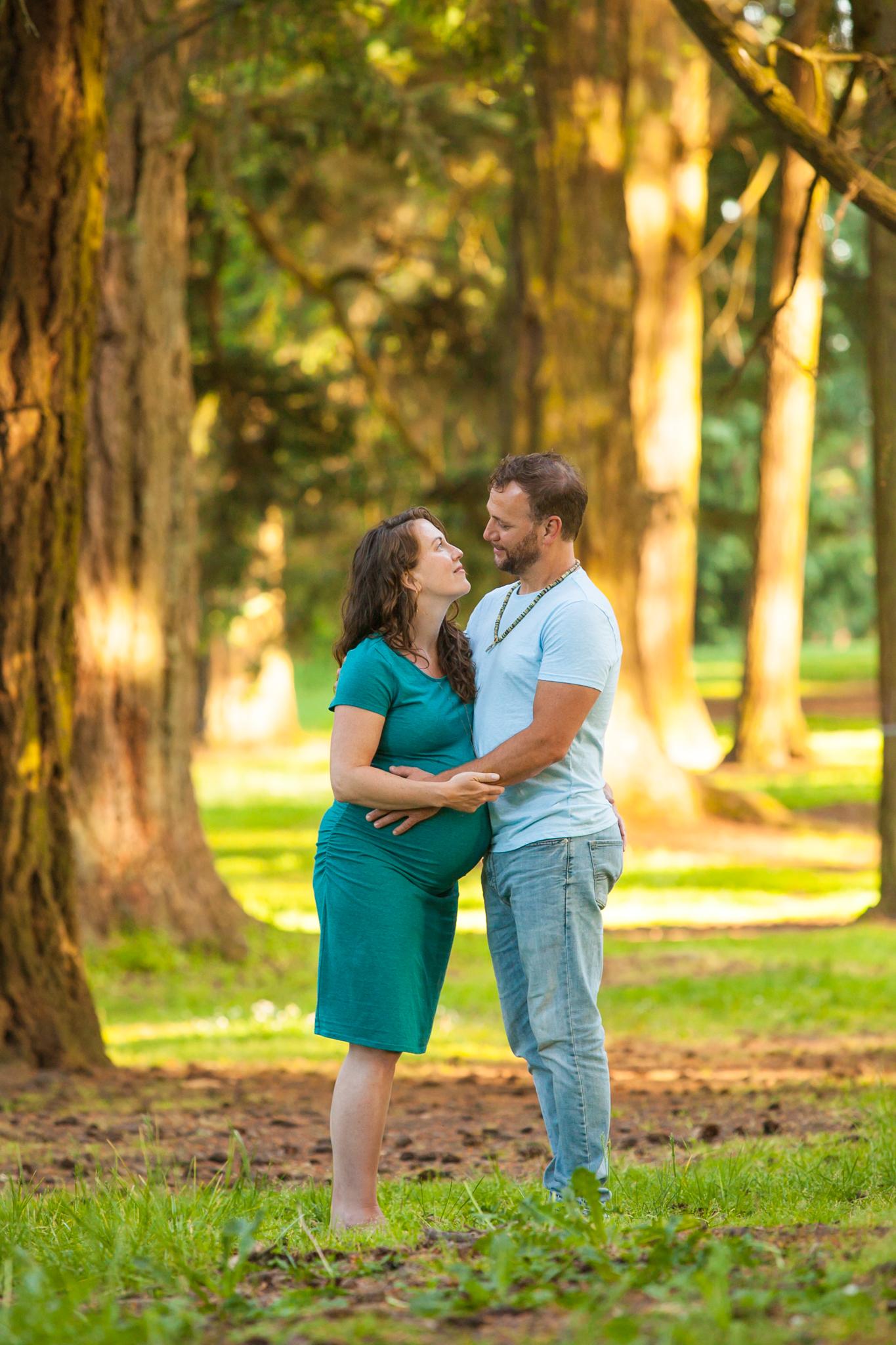 Portland Maternity Portraits