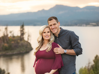 Maternity Photography in the Columbia River Gorge