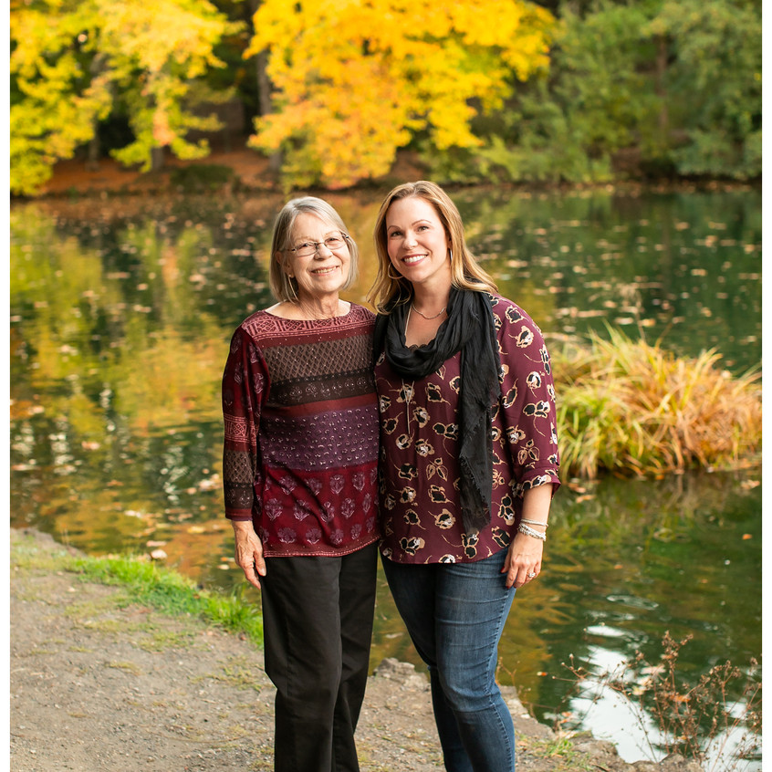 Fall Family Portrait Photography