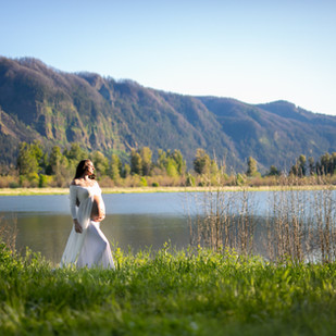 Maternity Photography in the Gorge